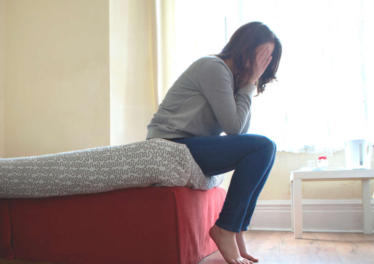 [Květnový příběh 20] Cítila jsem se zoufalá, unavená a hlavně NESCHOPNÁ, že to sama nezvládám